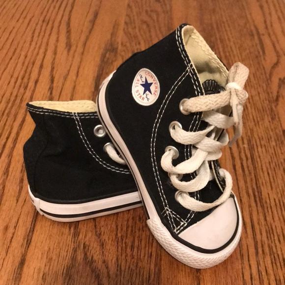 goedkeuring prijzen zoeken naar usa goedkope verkoop Baby Converse - size 4